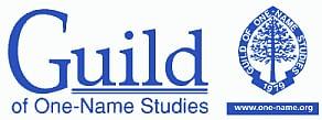 Guild of One-Name Studies Logo